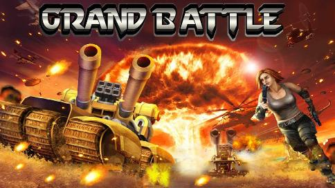Grand Battle MMO Strategy War - 1