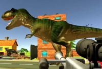 Dinosaur Hunter Dino City