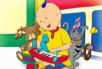 Caillou Music