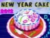 2012 New Year Cake Decoration