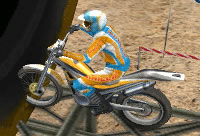 Motocross Obstacles Proof