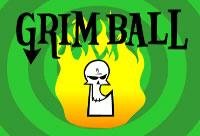 Ballon Chasseur Grim et Mandy