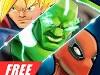Superheros Free Fighting