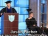 Justin Bieber Highschool Graduation