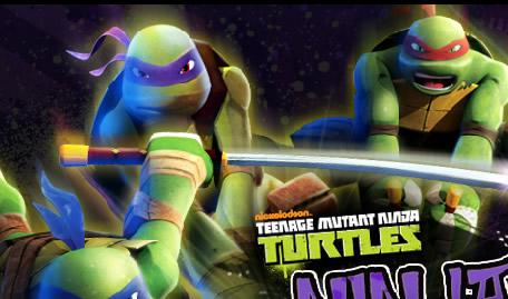 Tartarugas Ninja Táticas de Luta 3D