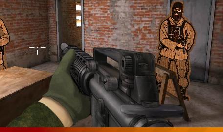 Terrorism Combat Training