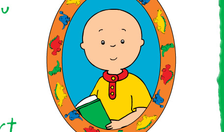 Caillou Ruca Nomes