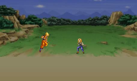 Dragonball Z o Jogo