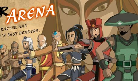 Lutas Avatar Arena