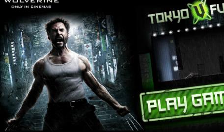 Wolverine Tokyo Fighting