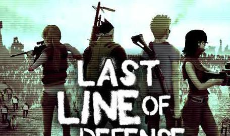 Walking Dead Last Line of Defense