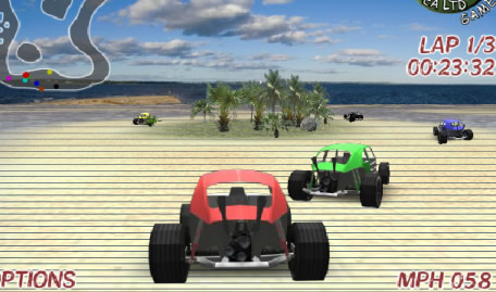 Carreras de Coches Buggy