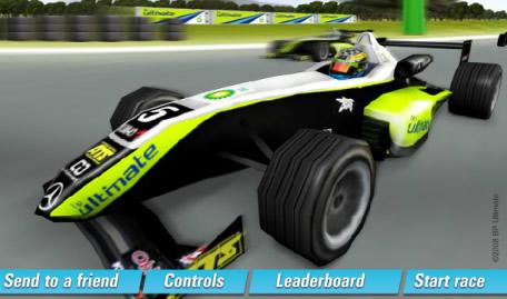 BP Racing Cars