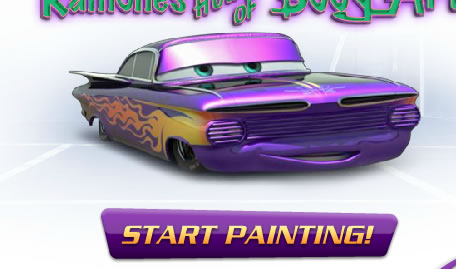 Building and Painting Cars