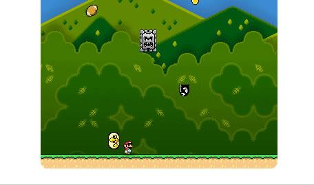 Super Mario Moedas Poderosas