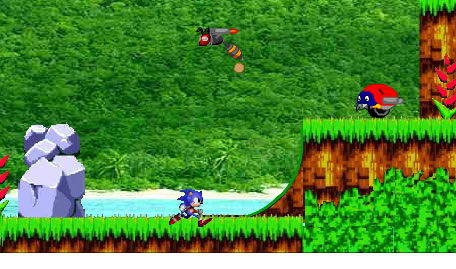 sonic the hedgehog online spielen