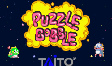 Puzzle Booble Game