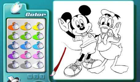 Colorir Desenhos Animados