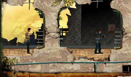 Uncharted 2 Mini Game
