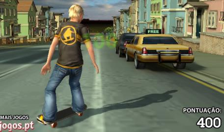 Jogo de Skate 3D