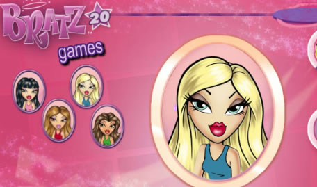 Bratz Make Up
