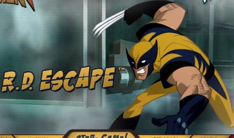 The Wolverine Escape