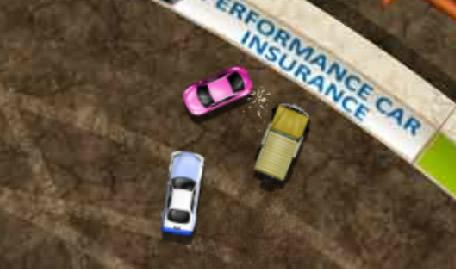 Carros na Arena