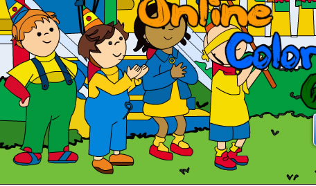 Caillou Birthdays