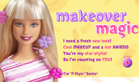 Barbie Beauty Salon