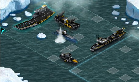 Batalha Naval no Ártico