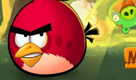 Angry Birds Ovos Bomba