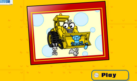 Bob the Builder Scoop Puzzle