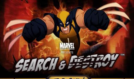 Wolverine X-Men Game