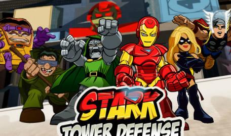 Equipo de Superhéroes - La Defensa de la Torre