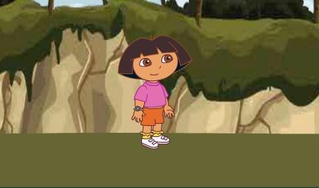Dora Aventura na Floresta