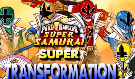 Power Rangers Team Game