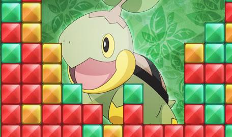 Pokémon Destrói os Cubos