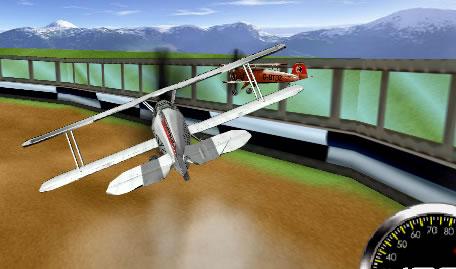 Corrida de Avionetas