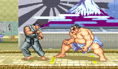 Street Fighter o Regresso