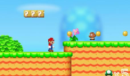 Super Mario Aventuras 2