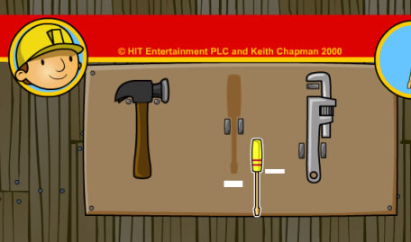 Bob the Constructor Tool Shed Trouble