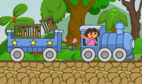 Dora Train Driver