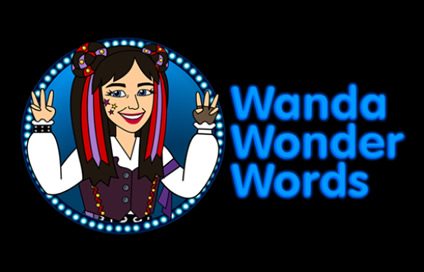TVOKids Wanda Wonder Words - 1