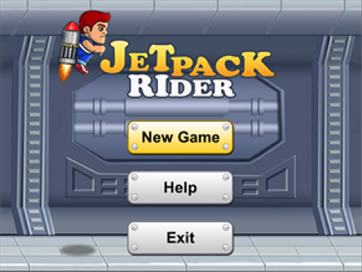 Jet Pack Rider - 1