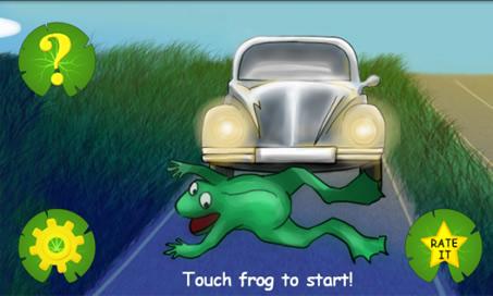 Frog Race Free - 1