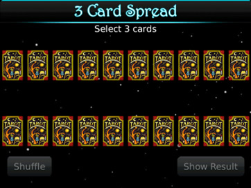 Tarot Card Reader lite - 2