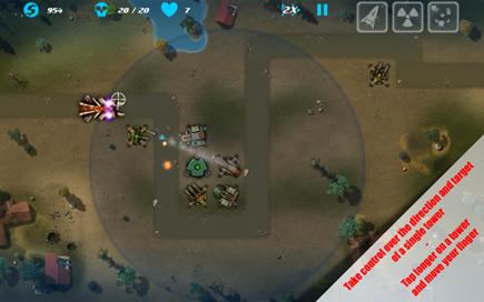 MACE tower defense - 2