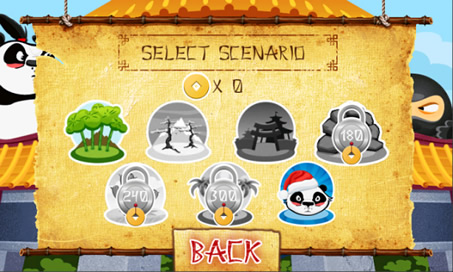 Ninja Pandas Game Pandas vs Ninjas 2