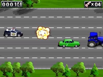Police Rush - 2