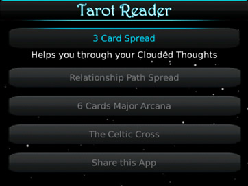 Tarot Card Reader lite - 1